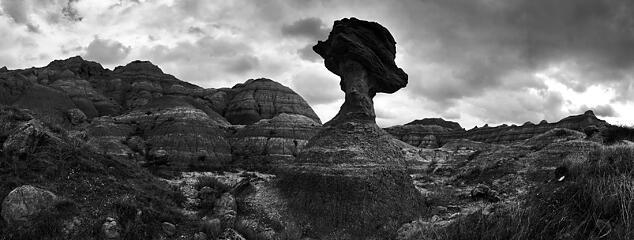 Toadstool Rock