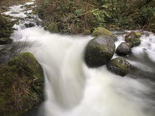 The North Fork Wallace River 1/24/20