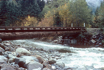 1979 Taylor River Bridge. Photo by Charlie Hickenbottom