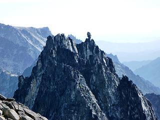 Sherpa Balanced Rock = High Point!