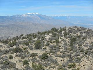 San Jacinto and San Gorgonio