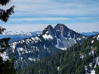 Double Peak