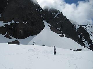 alpine frisbee