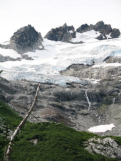 Clark Mtn. Glaciers