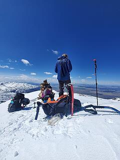 Summit Peakbagger entry