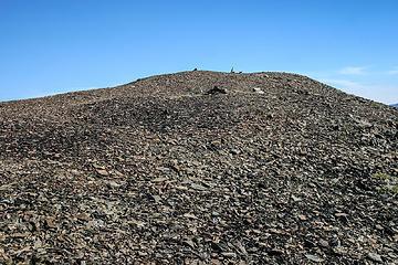 tundra summit of Moose Mountain