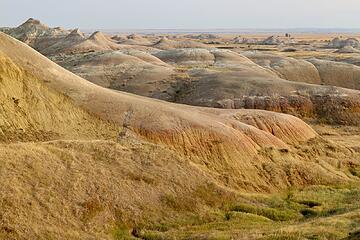Yellow Mounds Overlook