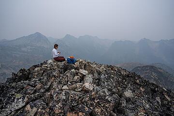 smokey summit views