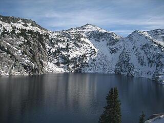 Granite Mtn above Robin Lake