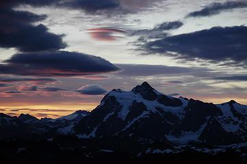 Mt Shuksan Sunrise