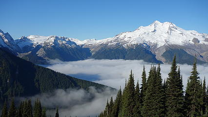Glacier Peak and Upper Suiattle