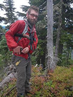 South Peak summit
