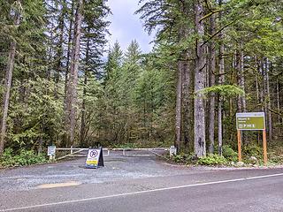Mount Si trailhead closure