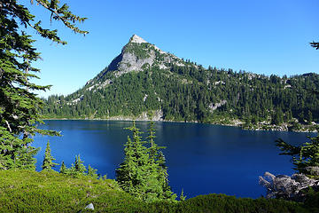 Cover: Turqouise Peak, Chetwoot Lake