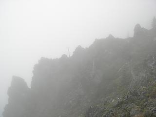 Cliffs at 5000 ft/6.5 mi