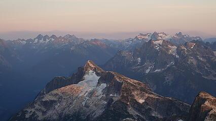 N Cascades