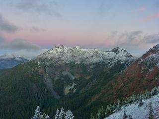 Snoqualmie and Lundin at Dawn