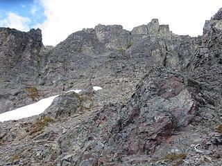 Main Cowlitz summit block