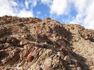 SE Ridge scramble of WB Peak