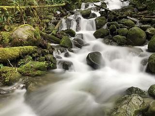 Small Falls, Wallace Falls State Park 1/24/20