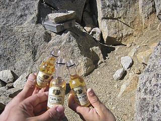 Summit toast