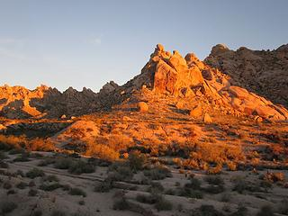Grapevine Canyon, Lake Mead National Recreation Area, NV
