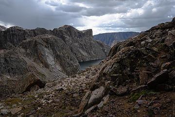 glimpse of bear lake