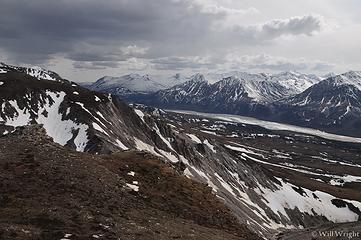 Black Rapids Hike, Alaska Range (2)