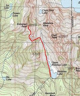 Kaleetan Route 7.26.07.