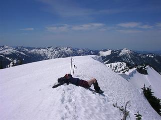 Stefan summit nap