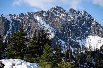 Berdeen Peak