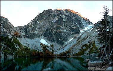 Colchuck Lake 10.12.06