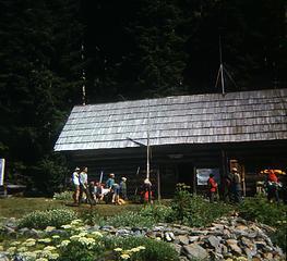 Low Divide Ranger Station 1970