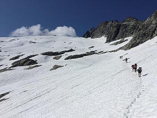 Snowfield (Roush side)