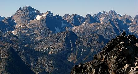 Black Peak & Ragged Ridge