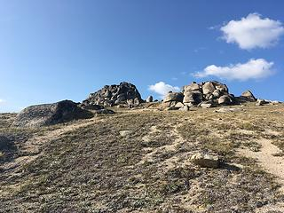 Amphitheater - the hardest Bulger peak to spell correctly