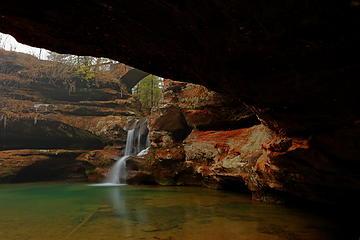 1- Upper Falls