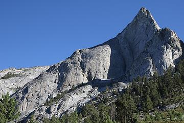 Window Peak, Rae Lakes Loop, Kings Canyon National Park