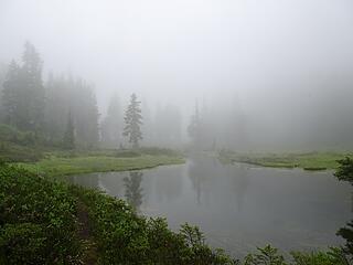 Tarn near Meadow Lake