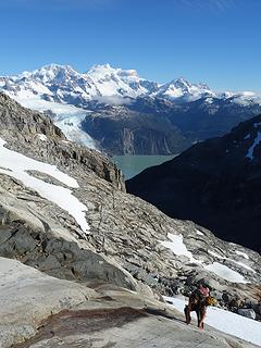 More glacier slabs