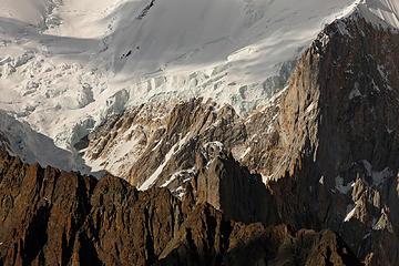 97- Broad Peak: Rock and snow