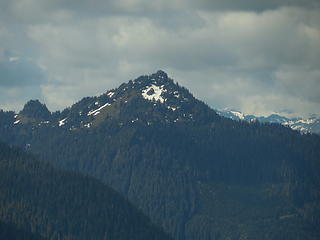 Discovery Peak from Chapel Peak (thanks BFJ and Humpnoochee Girl for the ID!)
