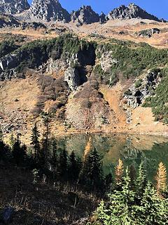 Above Brigham Lake