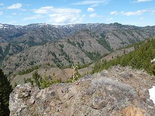 Diamond Peak.