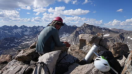 The large summit register