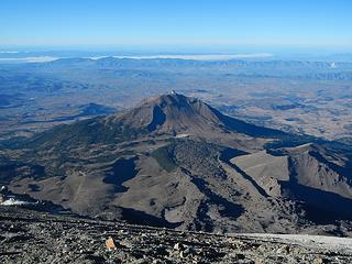 Sierra Negra below