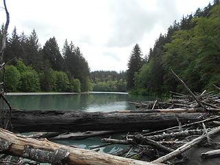 Queets River at Hartzell Creek 051719 01