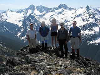 Summit Group & Ragged Ridge