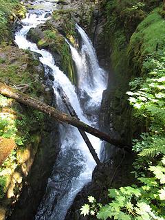 Soleduc falls
