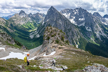 North Cascades - Ragged Ridge